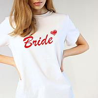 Футболка на девичник Team Bride