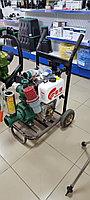 Мотопомпа дизельная высоконапорная с электростартером 195F