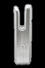 Сушилка для рук BXG-JET-7200C UV (пластик, серебристая), фото 2