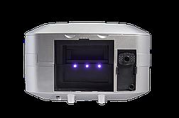 Сушилка для рук BXG-JET-7200C UV (пластик, серебристая), фото 3