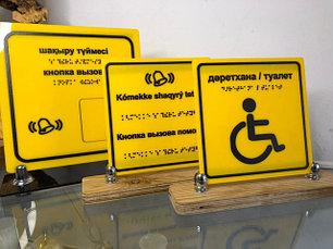 Благоустройство для инвалидов