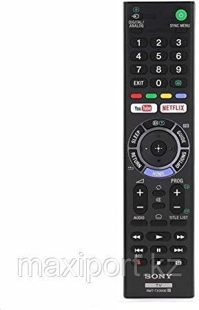 Пульт для телевизора Sony RMF-TX300E(оригинал)