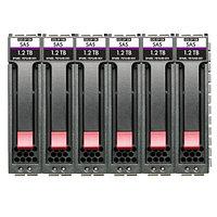 HDD HP Enterprise/MSA (Gen6) 10.8TB SAS 12G Enterprise 10K SFF (2.5in) M2 3yr Wty/6-pack/HDD Bundle