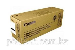 Барабан Canon/C-EXV 51/Лазерный/черный и цветной