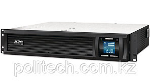 ИБП APC/SMC1500I-2U/Smart/Line interactiv/Rack/IEC/1 500 VА/900 W