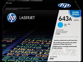 Картридж HP Europe/Q5951A/Лазерный/голубой
