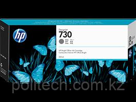 Картридж HP Europe/P2V72A/Струйный широкоформатный/серый/№730/300 мл