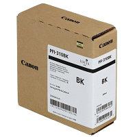Картридж Canon/PFI-310Bk/Струйный/черный/№310/330 мл/