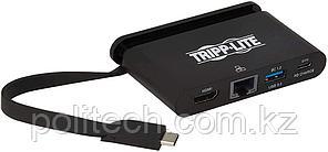 Адаптер TrippLite/USB-C Multiport Adapter, 4K HDMI, USB-A Port,