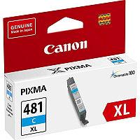 Картридж Canon/CLI-481 XL C/Струйный/голубой