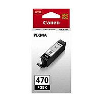 Чернила Canon, PGI-470 BK, Струйный, черный, 15,4 мл