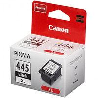 Картридж Canon, PG-445XL, Струйный, черный, 15 мл