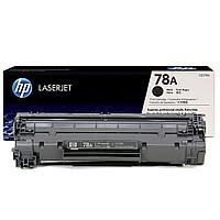 Картридж HP Europe, CE278A, Лазерный, черный