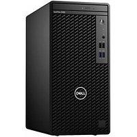 Компьютер Dell, OptiPlex 3080, MT, Core i3, 10100, 3,6 GHz, 8 Gb, M.2 PCIe SSD, 256 Gb, DVD+, -RW, Graphics,