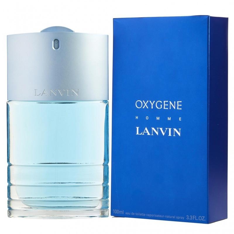 Lanvin Oxygene Homme edt 100ml