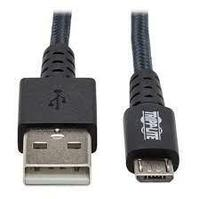 Кабель TrippLite/USB 2.0 A to Micro-B Cable (M/M), 10 ft./3 м