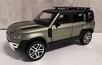 Модель машины Land Rover Defender