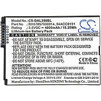 Аккумулятор (батарея) для DATALOGIC BTDL35 Memor 10