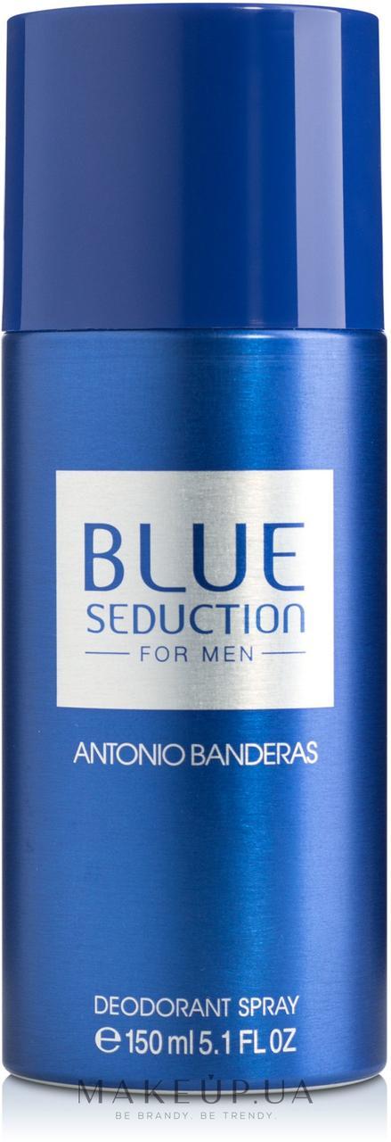 Antonio Banderas Blue Seduction Man deodorant 150ml