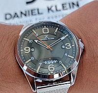 Мужские наручные часы Daniel Klein 11651-6. Миланское плетение. Гарантия. Рассрочка. Kaspi RED.