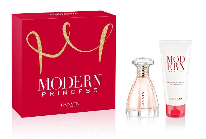 Lanvin Modern Princess Gift Set edp 60ml+ body lotion 100ml