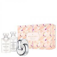 Bvlgari Omnia Crystalline Gift Set edt 40ml + body lotin 75ml + shower gel 75ml