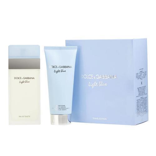 Dolce & Gabbana Light Blue Gift Set edt 100ml + body lotion 100ml