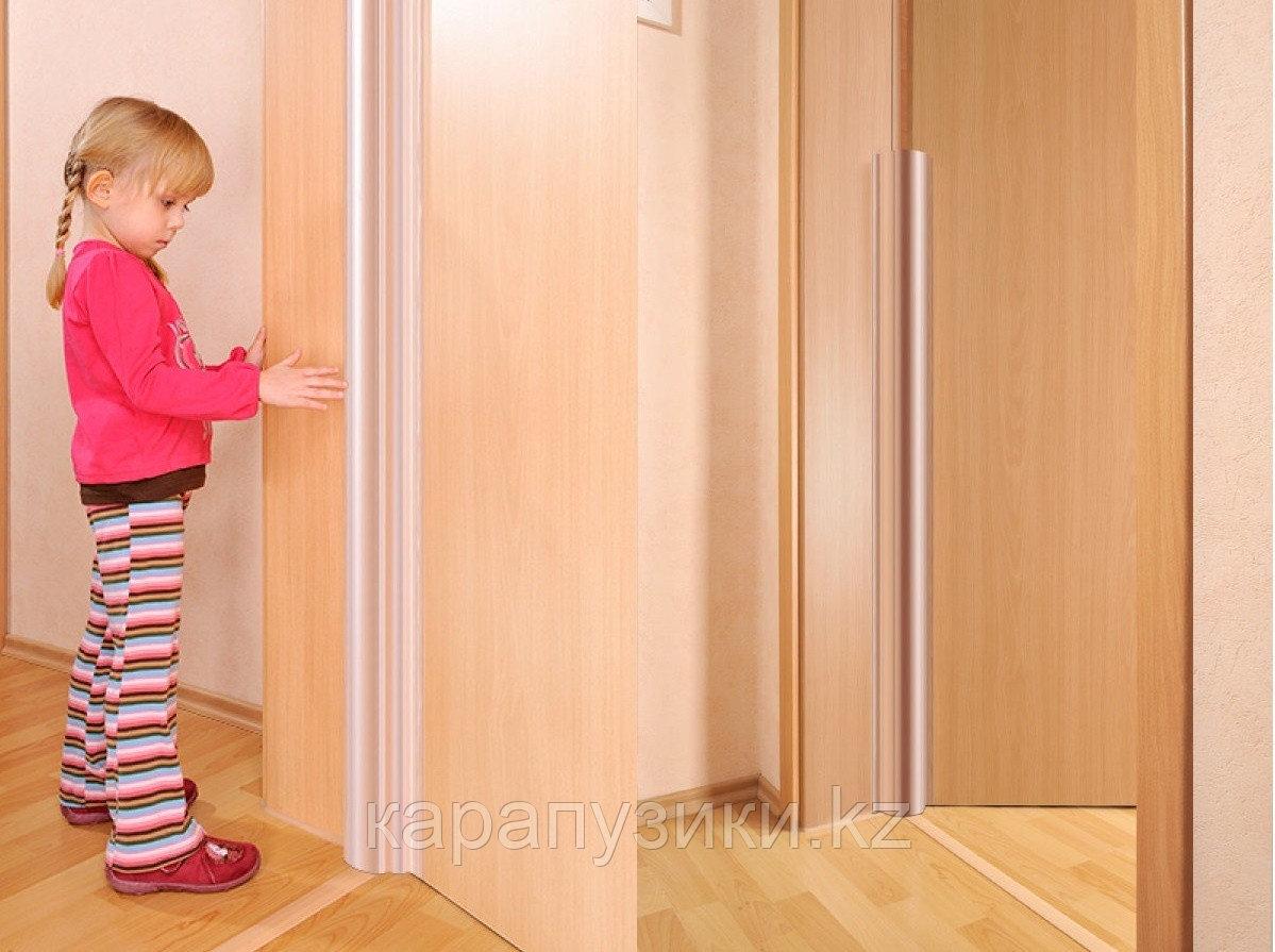 Защита от защемления пальцев в дверях