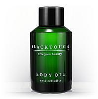 Антицелюлитное Разогревающее Массажное масло от BlackTouch для вакуумного баночного массажа 100 мл