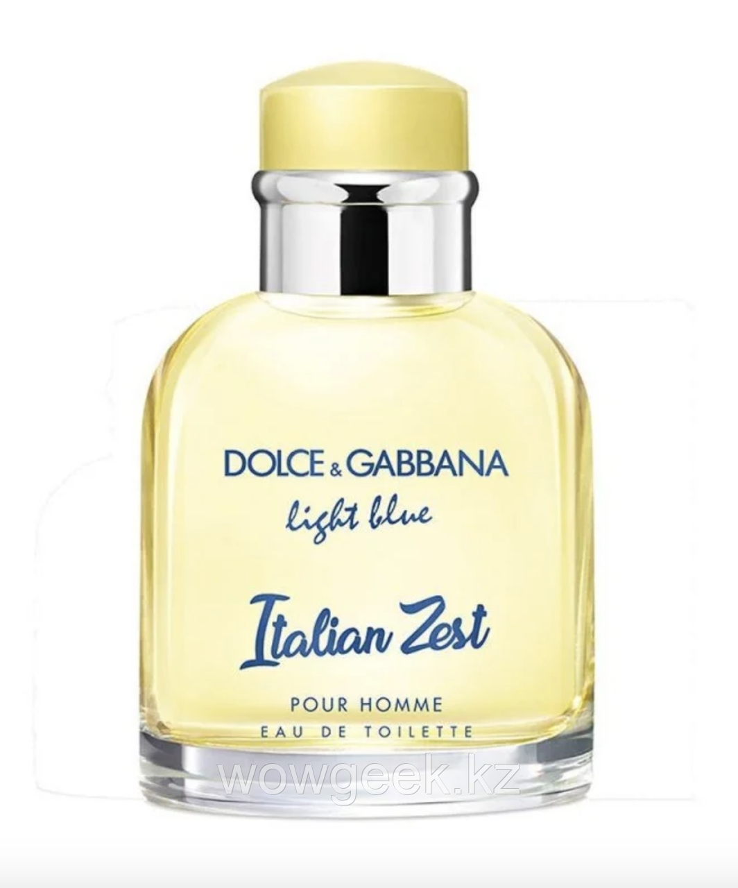 Мужская туалетная вода Dolce & Gabbana Light Blue Italian Zest pour homme