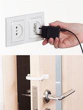 Заглушки для розеток фиксатор для двери