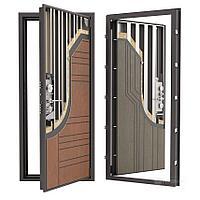 Усиленная стальная дверь ДС 9У Гардиан 2000х880