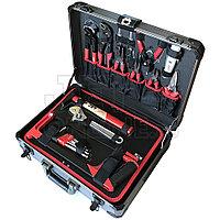 Y-136C Набор инструментов в алюминиевом кейсе, 136 предметов