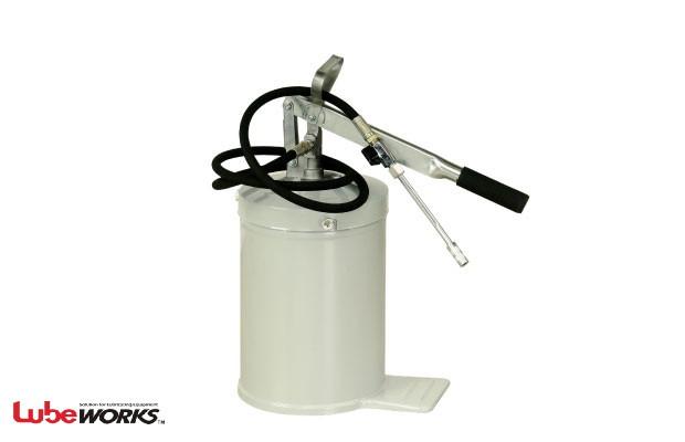 Нагнетатель смазки ручной Lubeworks 8 литров