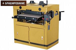 Powermatic DDS-225 Двухбарабанный шлифовально-калибровальный станок