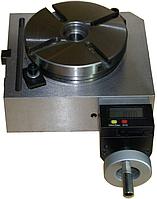 Поворотный стол 100 мм с УЦИ