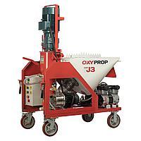 Штукатурный агрегат для гипсовой штукатурки OXY J3