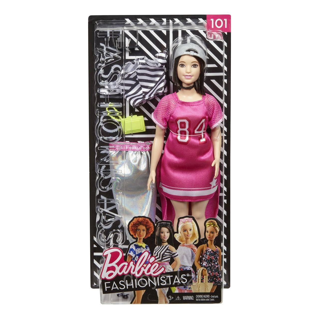 Barbie Игра с модой Кукла и одежда FRY81