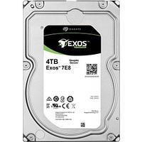 Внутренний жесткий диск HDD 4Tb Seagate Exos 7E8 512E ST4000NM002A (3.5 дюйма, SATA, HDD (классические))