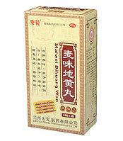 """Пилюли долголетия «Maiwei Dihuang Wan» (""""Майвэй Дихуан Ван"""") от кашля, бронхита, 192шт"""