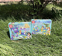 Конструктор аналог Лего Русалки Mermaid