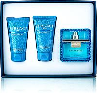 Versace Man Eau Fraiche Gift Set edt 50ml + after shave 50ml + shower gel 50ml