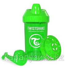 Поильник Twistshake Crawler Cup зеленый