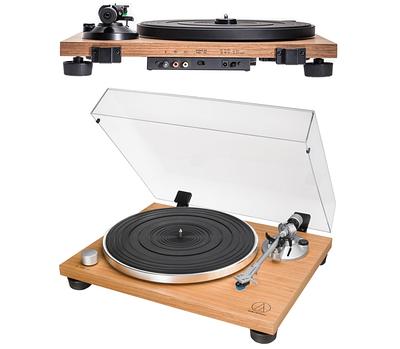 Проигрыватель виниловых пластинок Audio-Technica AT-LPW30TK, коричневый