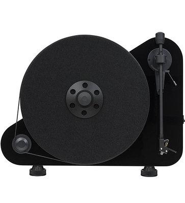 Проигрыватель виниловых дисков  Pro-Ject VT-E R, черный