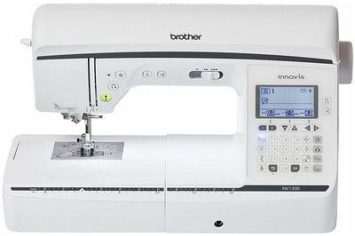 Швейная машина Brother INNOV-'IS NV-1300, белый