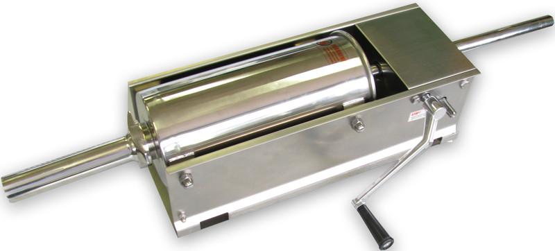 Шприц колбасный горизонтальный объемом 3 л Kocateq SH3NW