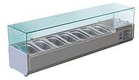 Витрина холодильная Koreco VRX1500330(335I)