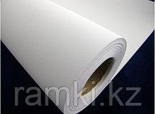 Матовый 1,07х18м (270гр/м2). Рулонный широкоформатный холст для струиной печати для широкоформатных принтеров,