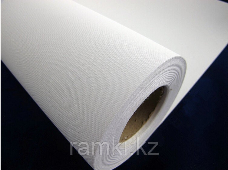 Матовый 1,27х18м (270гр/м2). Рулонный широкоформатный холст для струиной печати для широкоформатных принтеров,